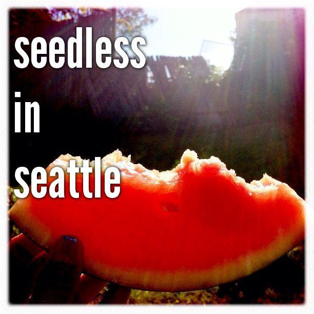 SEEDLESS IN SEATTLE EPUB