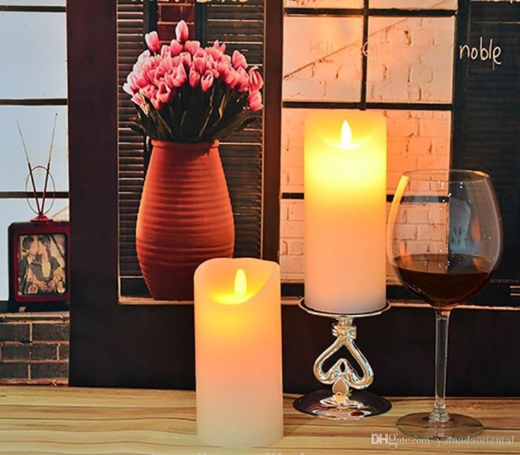 Decoration Candle,Flameless Moving Fliker Led Wax Yankee Candle Light,Reative Wax Candle Gift Set Wholesale, Wax Led Candle, Candle Tarts Candle Tins From Yamadaoriental, $184.72| Dhgate.Com