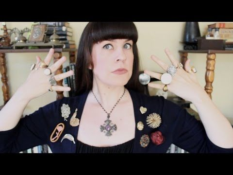 Ask a Mortician- Hair & Mourning Jewelry Visit Angela's Wisp Mourning Jewelry store and the exclusive line she made for Undertaking LA. By: Ask A Mortician.Support Ask A Mortician on Patreon