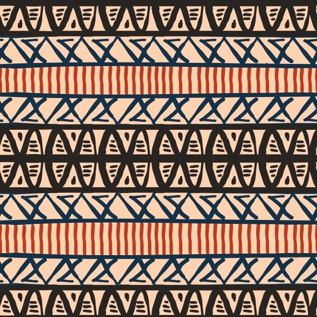 Vintage Abstract Stripes Tribal Pattern Background Pattern Abstract Background Png And Vector With Transparent Background For Free Download Abstract Backgrounds Tribal Pattern Seamless Pattern Vector