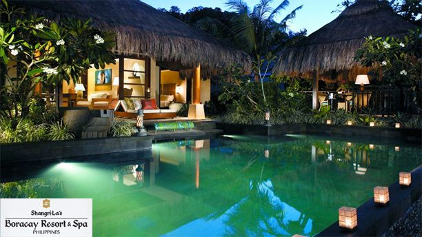 Shangri La, Boracay Resort & Spa, Honeymoon Locations, Honeymoon Destinations, Phillippines