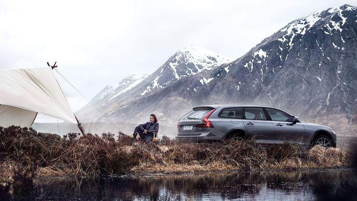 De nieuwe V90 Cross Country | Volvo Cars