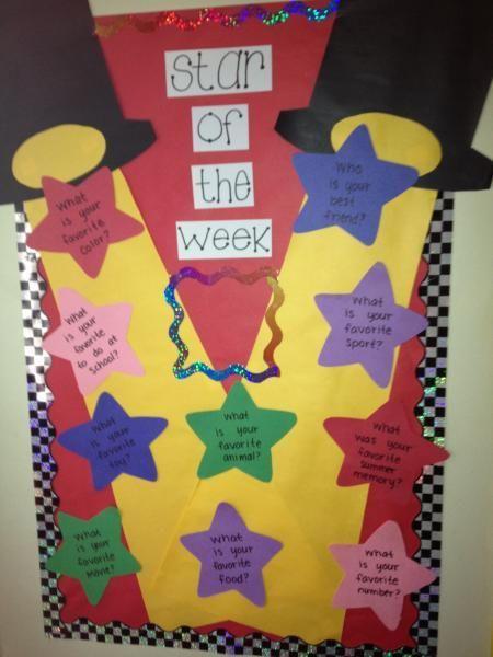 Album Star Of The Week Izzyshare Star Student Ideas