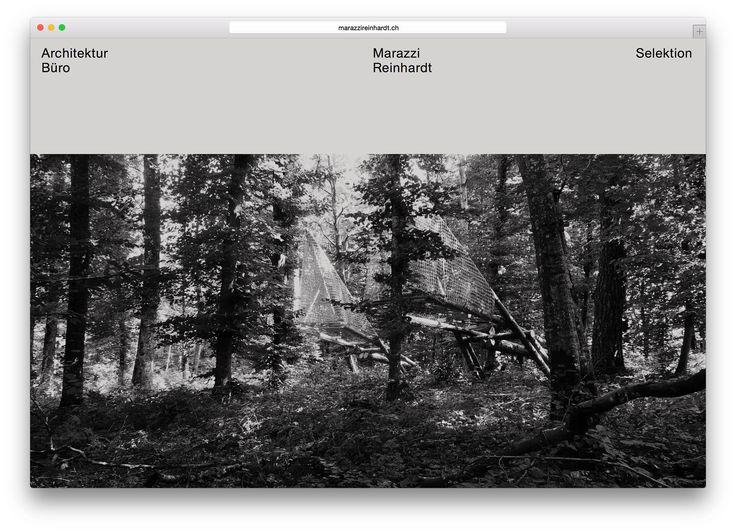 Bureau Collective – Marazzi Reinhardt Visual Identity