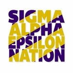 Sigma Alpha Epsilon Nation T-Shirt for only $10! These Sigma Alpha Epsilon fraternity shirts are 100% cotton and unisex sizes. A Greekgear.com exclusive. For my little brothers :)