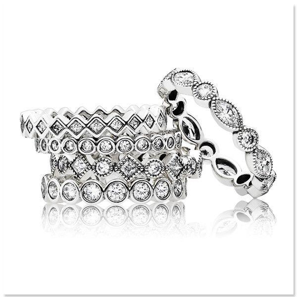 Nordstrom Pandora Princess Ring