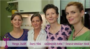 Négy nő, négy étel, egy konyha - mi lesz ebből? Kiderül a mini sorozatunk 2. részéből! #FogjKezetATermelovel #Gasztrohos