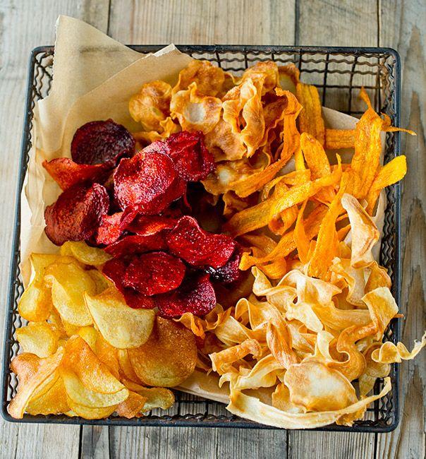 Spis mer snacks med god samvittighet! | Meny.no