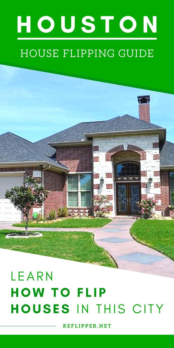 Houston House Flipping Guide Flipping houses, Houston