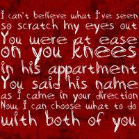 Bullet For My Valentine   U201cRoom 409u201d (Lyrics) {From The Album