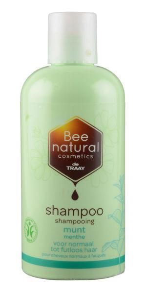 Shampoo munt 250 ml  #honingland