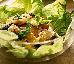 Салатные заправки и соусы для овощей
