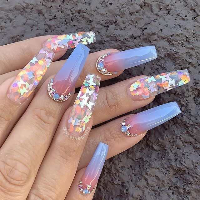 New The 10 Best Nail Ideas Today With Pictures Beautiful Nails Set Nail Artist Pariss Nails Coffin Nails Designs Flower Nails Pretty Acrylic Nails