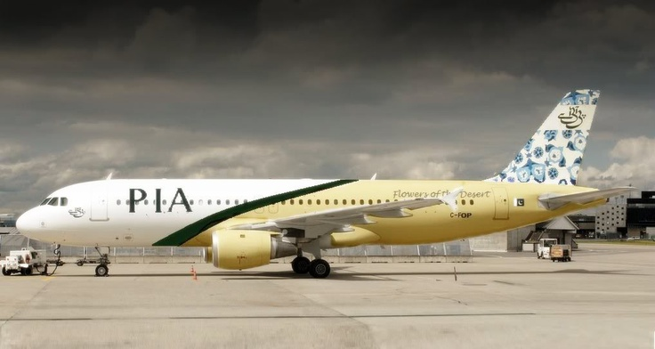 PIA Pakistan Airlines