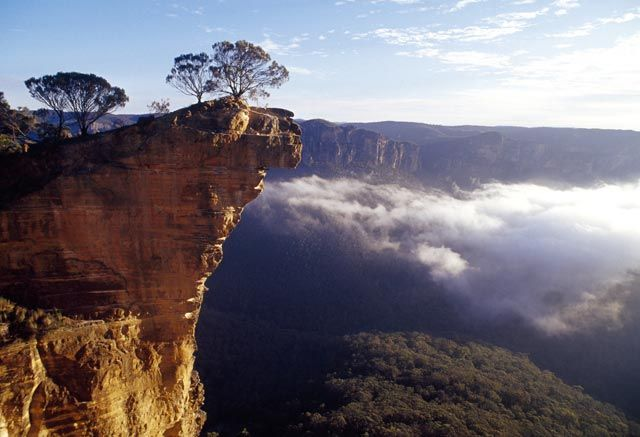 Blue Mountains © Tourism New South Wales