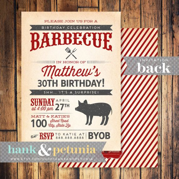 1000+ Images About Backyard Barbecue On Pinterest