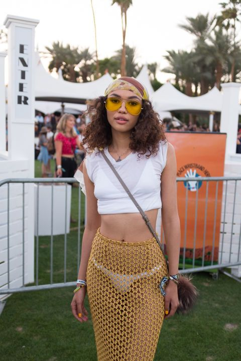 Need summer music festival outfit ideas? Take note from the best Coachella outfits from 2016 perfect for your next concert outfit or day at the park: