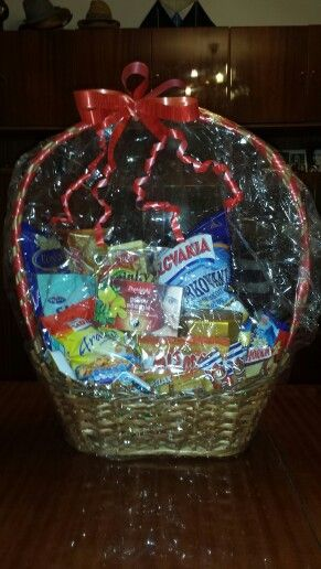 gift basket for BOBRA