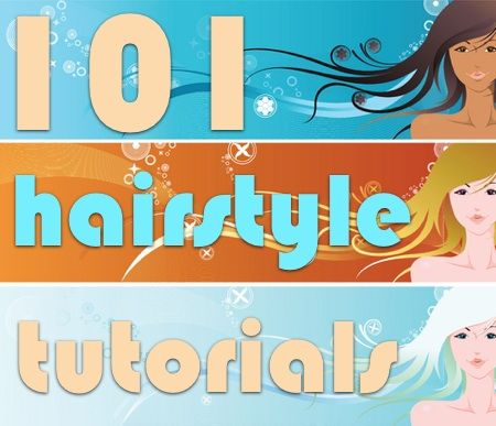 101 Hairstyle tips and tricks :)