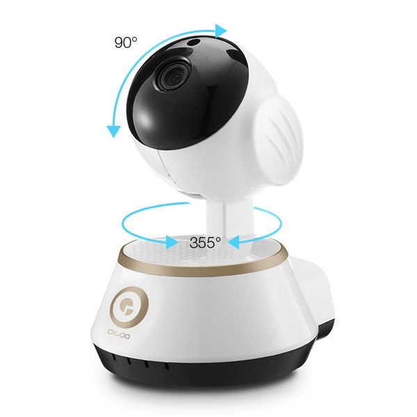 Digoo DG-M1X HD 960P Cableado Inalámbrico Wifi Onvif Monitor de Cámara de IP de Seguridad del Hogar Inteligente de Visión Nocturna