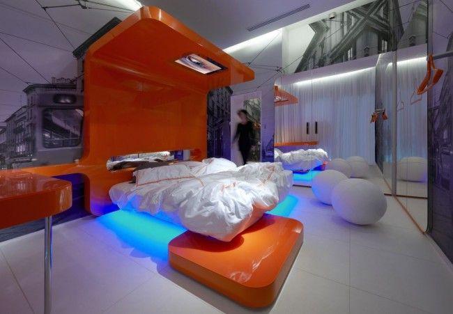 HappyModern.RU | Стиль хай-тек в интерьере: создаем дом будущего | http://happymodern.ru