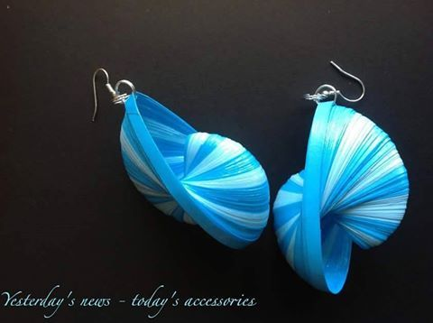 Quilled earings  1