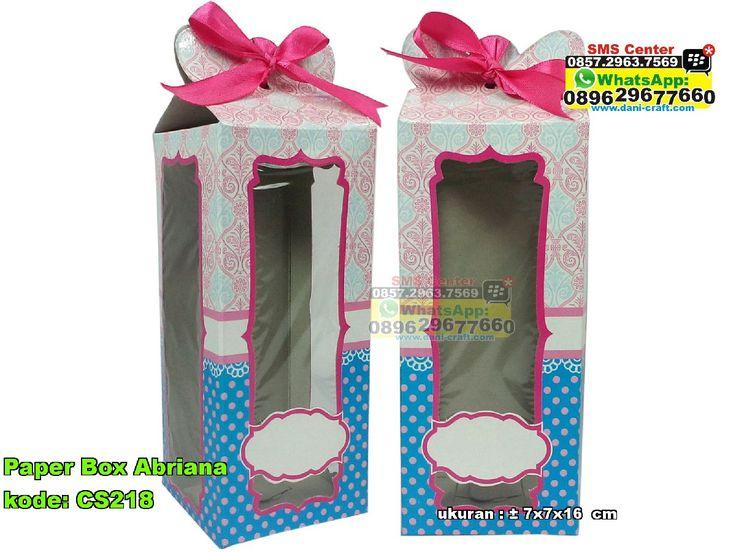 Paper Box Abriana (SMS/WA/Telp) 0813.2660.1110  PIN BBM: 5B 909 A4A #paperbox #paperboxmurah #paperboxunik #paperboxgrosir #jualpaperboxgrosir #jualkemasanpaperbox #boxkertas #kemasanpaperbox #jualpaperboxgrosiran #jualpaperboxmurah  #PaperBox #PabrikBox #souvenirUnik #souvenirPernikahan