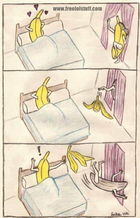 lmao: Funny Things, Laugh, Funny Pics, Sexy Bananas, Funny Stuff, Funnypics, Humor, Bananas Peel, Giggles