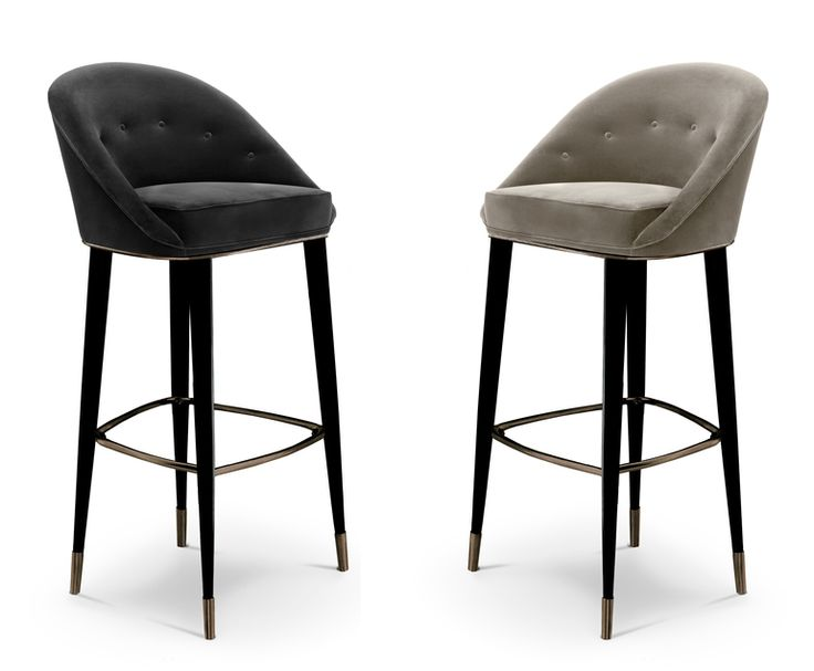 Buy MALAY BAR CHAIR from Carlyle Collective on Dering Hall