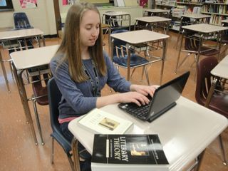 Teacher advisor Nancy Barile offers tips for helping students develop literary criticism skills, particularly those skills needed for the Advanced Placement Literature and Composition exam.