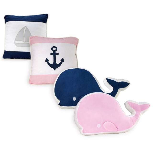 product image for Nautica Kids® Mix & Match Nautical Throw Pillow Collection