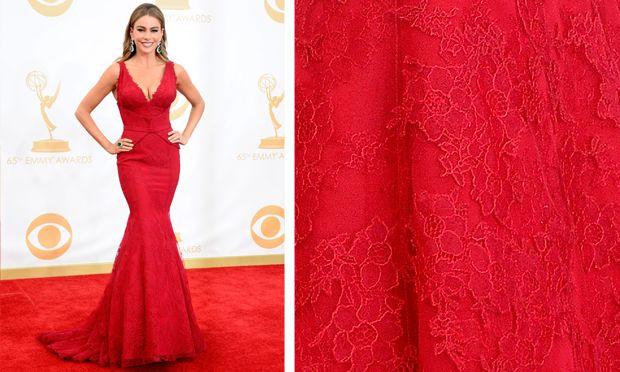 Looks com renda fazem sucesso no tapete vermelho do Emmy Awards - Famosas - Moda - MdeMulher - Editora Abril