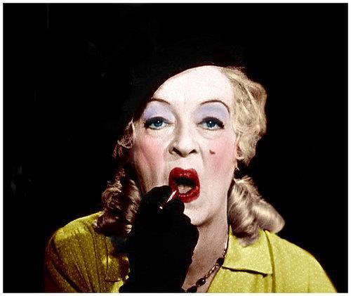 "Bette Davis as Baby Jane Hudson in ""What Ever Happened to Baby Jane?"" (1962)"