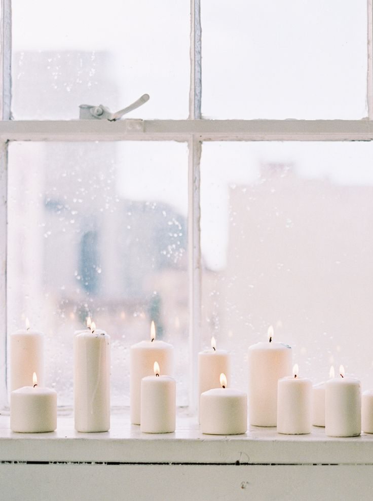 best 20+ white candles ideas on pinterest | candle fireplace