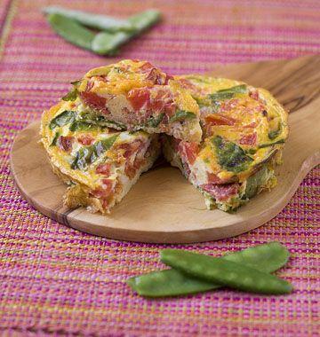 Tortilla aux pois gourmands, la recette d'Ôdélices : retrouvez les ingrédients, la préparation, des recettes similaires et des photos qui donnent envie !