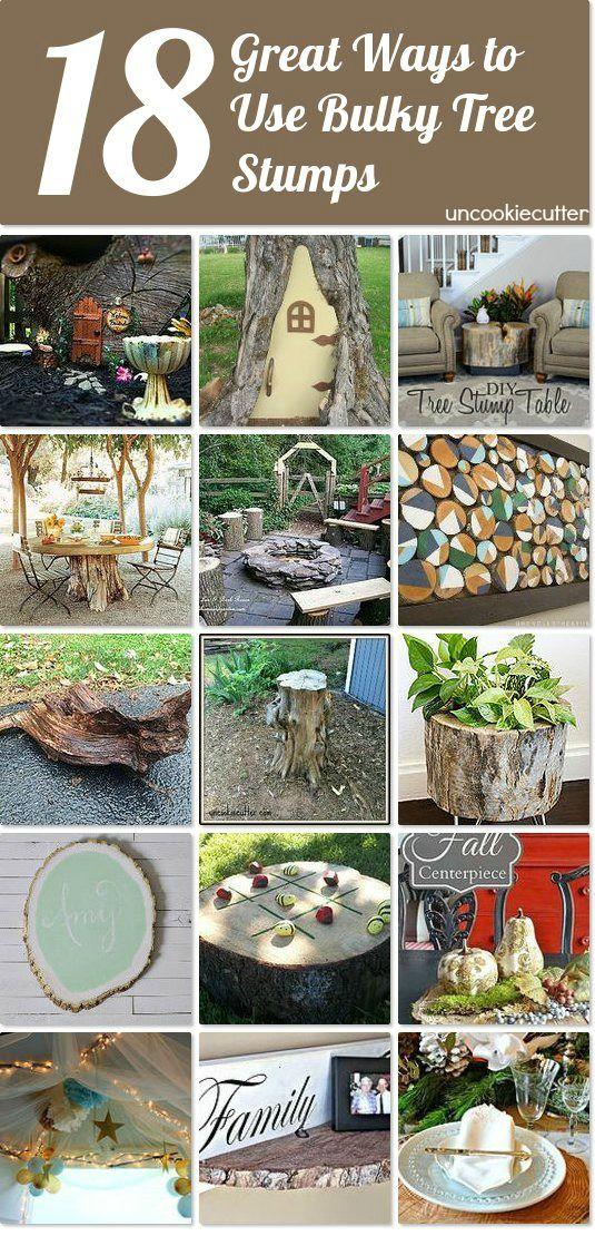 02cf804198aa50c4820fcac4d0917ace tree stumps craft items