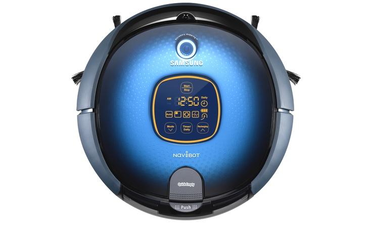 Samsung Robotic Vacuum Cleaner SR8855