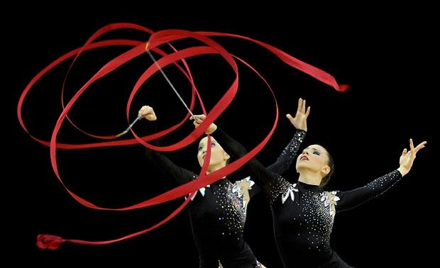 London 2012 Olympics: GB rhythmic gymnasts win appeal - Telegraph