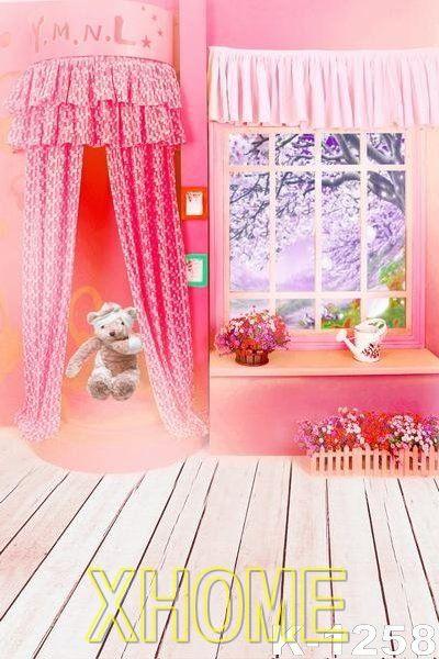 Фото-фоны 5x7ft деревянные полы фонов цифровая печать фото студия фоны штатив мечты-бесплатная