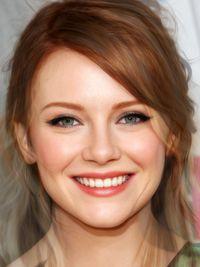 Bryce Dallas Howard And Emma Stone Face Mashup