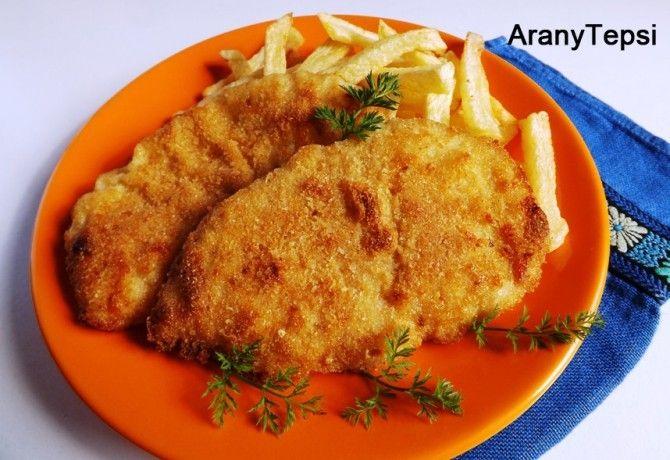 Sütőben sült parmezános rántott csirkemell | NOSALTY – receptek képekkel