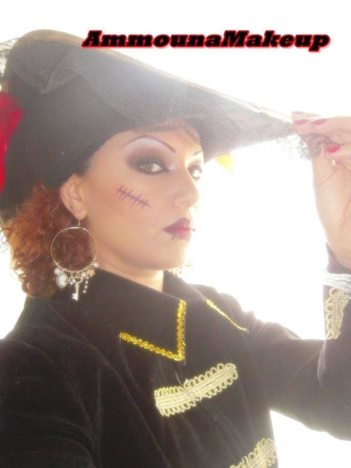 Pirate Makeup Artistic