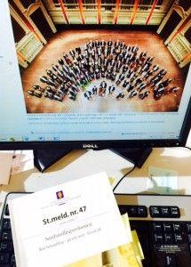 Kjære Oslo kommune!: La oss spille sammen og skape gode resultater, slik Oslo filharmoniske orkester setter arbeidet i system og skaper et mesterverk.