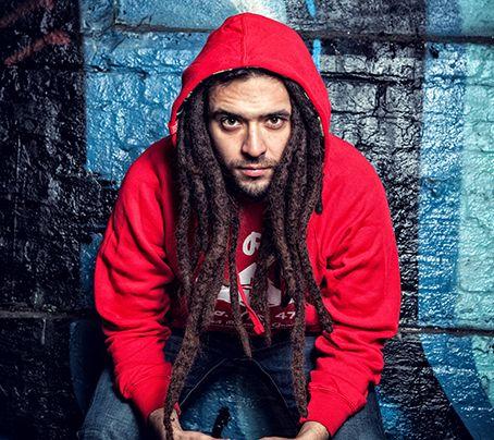#Mesajah, czyli Manuel Rengifo Diaz znany również jako #Manolo to wokalista reggae, dancehall, raggamuffin i członek Natural Dread Killaz #Wroclaw