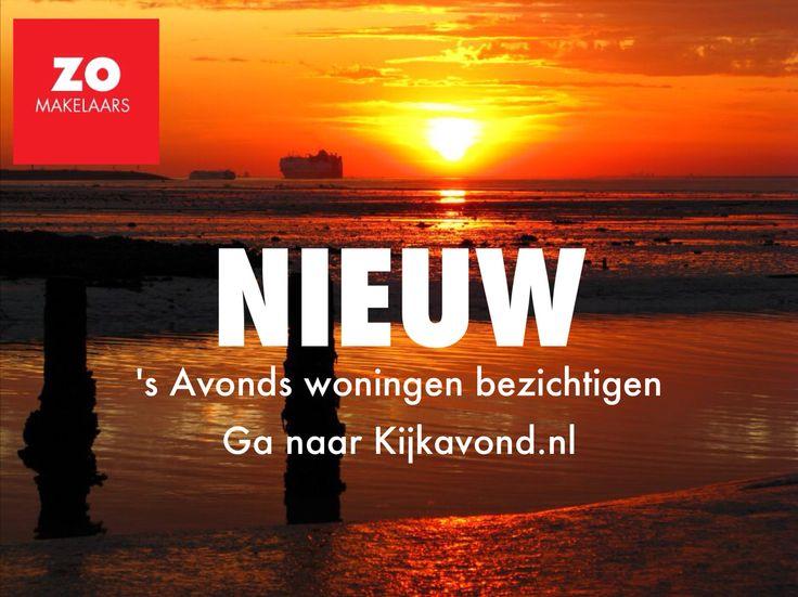 ZO makelaars heeft zich aangesloten bij KIJKAVOND.nl voor nog completere dienstverlening