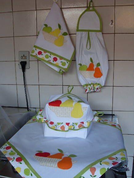 Mini kit de cozinha (05)   Cacarecos   Elo7
