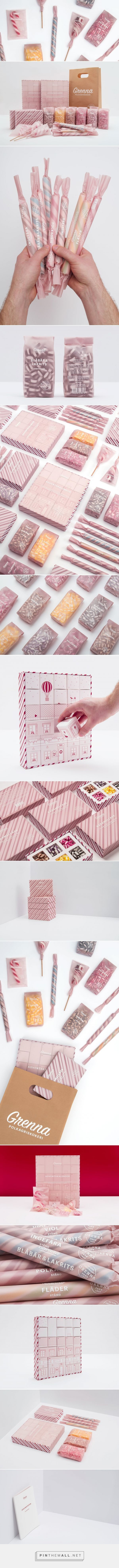 Candy Packaging - Grenna Polkagriskokeri