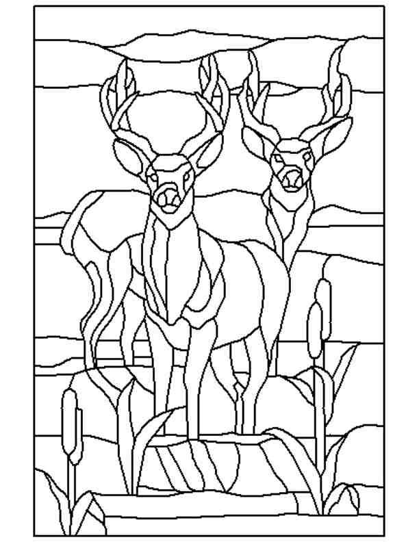 blackline christmas coloring pages - photo#41
