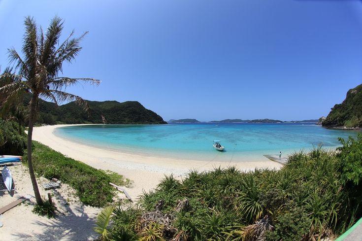 【沖縄おすすめ情報】 渡嘉志久ビーチ(とかしくビーチ)