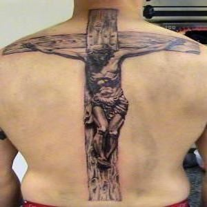jesus tattoo designs are of course a favorite with a large part of the christian population who. Black Bedroom Furniture Sets. Home Design Ideas